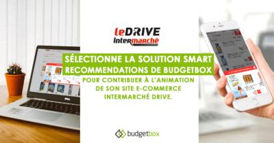 Intermarché drive rejoint le réseau budgetbox