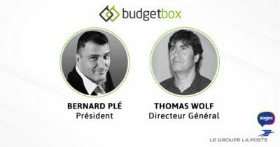 De nouveaux dirigeants rejoignent budgetbox