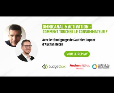 Conférence IDC - omnicanal & activation : comment toucher le consommateur ?
