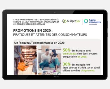 Infographie - promotions en 2020 : pratiques et attentes des consommateurs