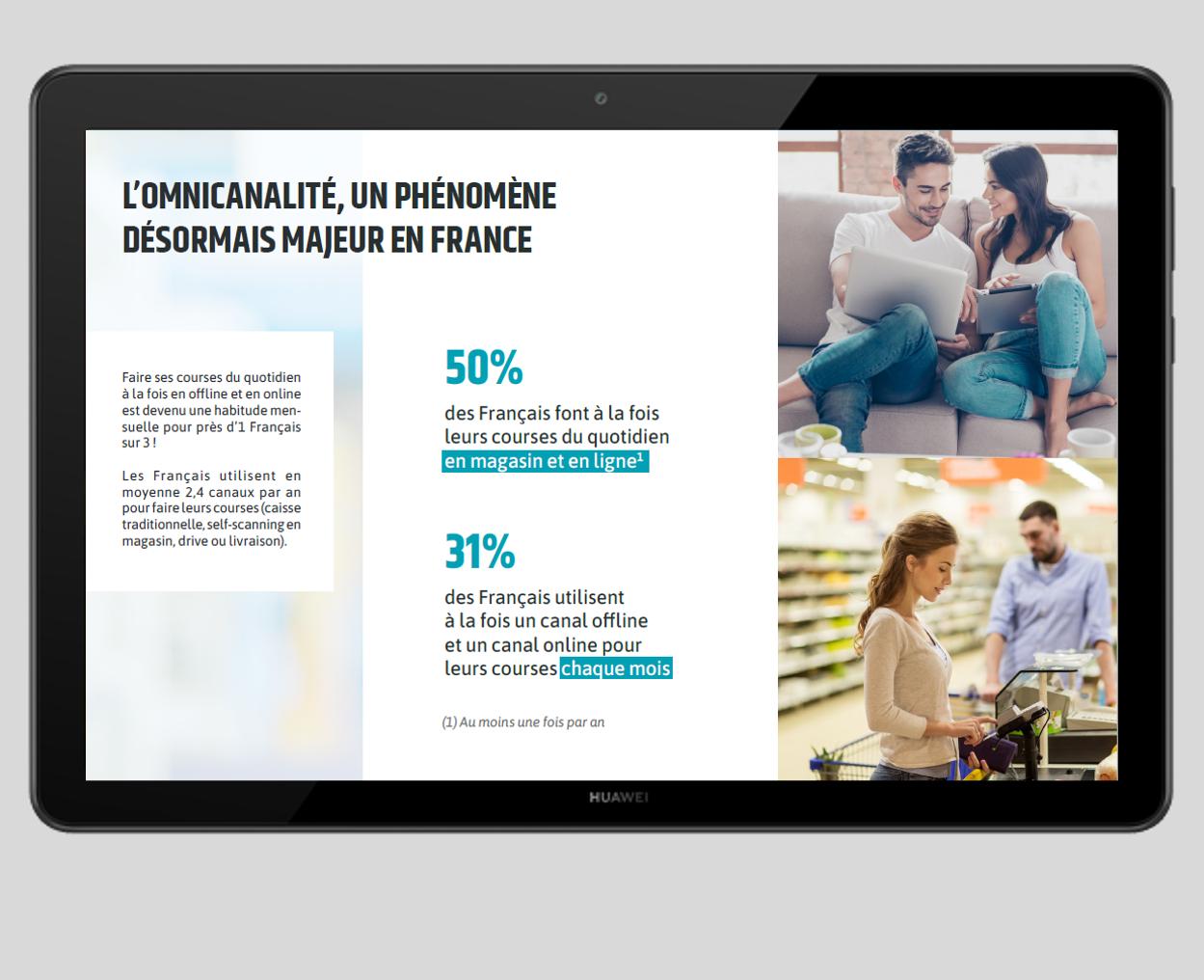 Livre Blanc : le consommateur en grande distribution en 2020 - Étude