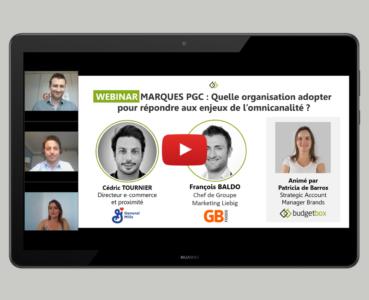 Replay Webinar - L'omnicanalité en grande distribution : enjeux et bonnes pratiques pour les marques PGC