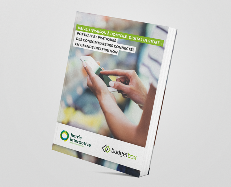 White Paper: Portrait and Practices of Connected Consumers in Mass Distribution
