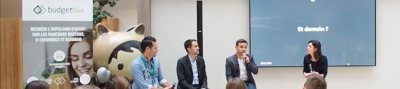 TABLE RONDE SALESFORCE & BUDGETBOX